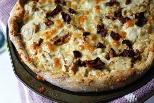 hummus pizza   Healthyish Food   Pinterest