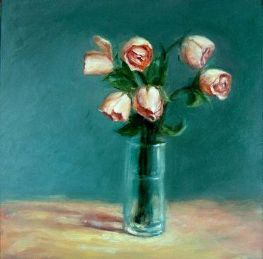 E Chester Artist ... Art Artist Chester DeWitt Rose; Painting,