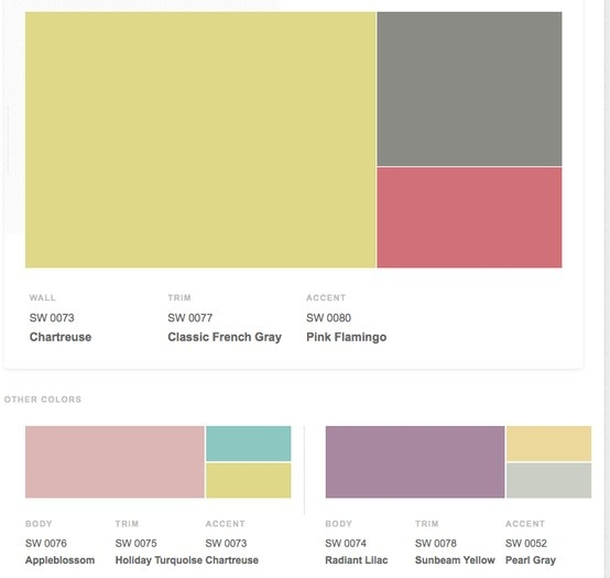 Historic Colors Interior Paint Pictures To Pin On Pinterest Pinsdaddy