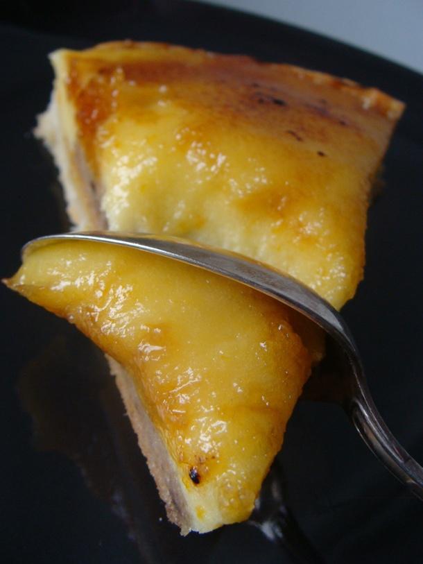 Orange curd hazelnut tart | where's chocolate? | Pinterest