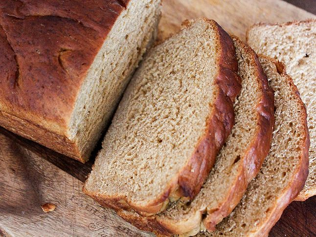 Classics: New England Style Anadama Bread | Recipe