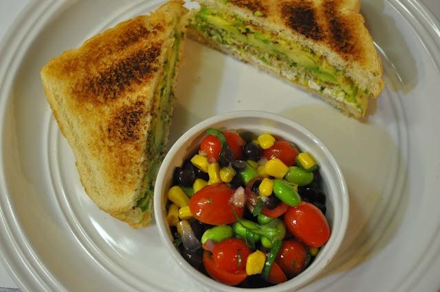 ... salad with creamy avocado dressing avocado egg salad avocado egg salad