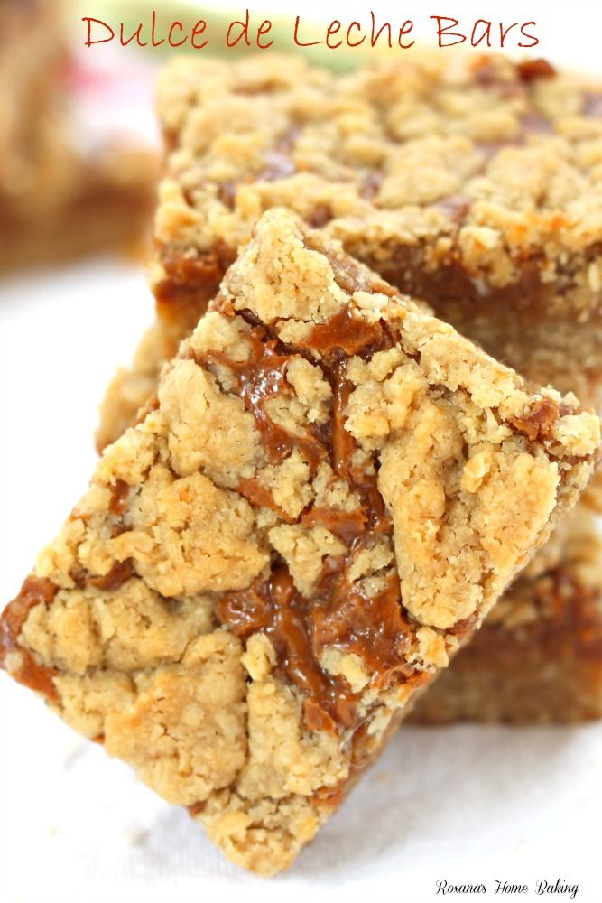 Chocolate chip cookie chewy caramel apple bars | Recipe