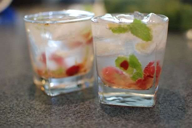 Cherry Mojito | FOOD TO DIE FOR AND RECIPES TOO! | Pinterest