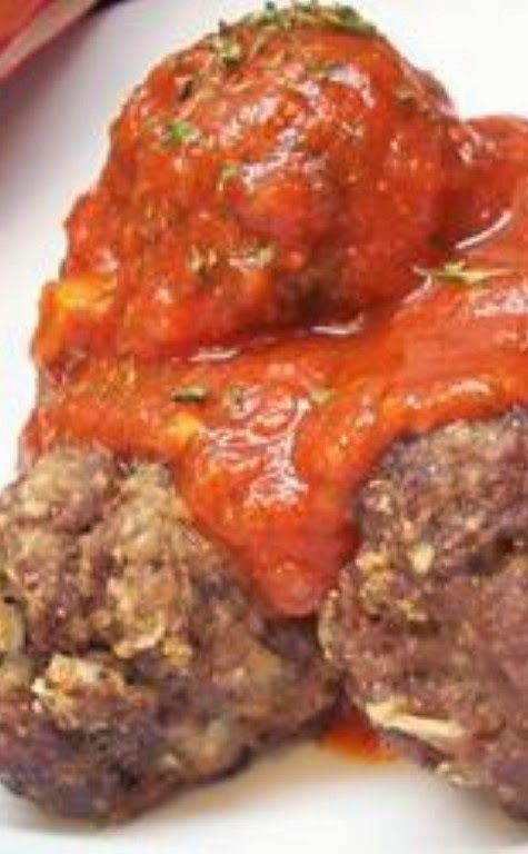 Meatball Nirvana | Excellent meatball recipe. This is good in homemade ...