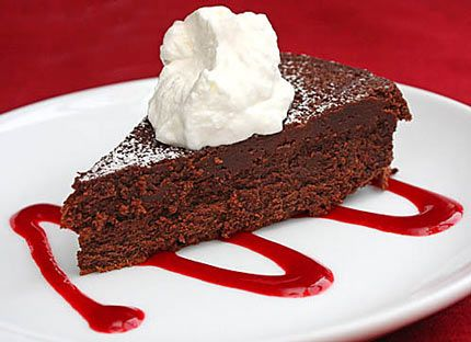 Chocolate Bourbon Cake | Food | Pinterest