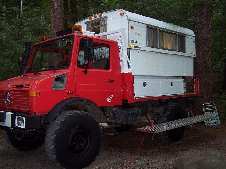 Alaskan camper mini model benzworld mercedes benz