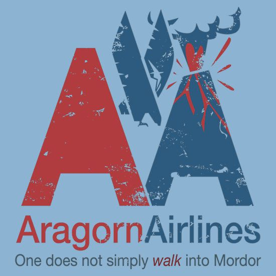 Aragorn Airlines | Unisex T-Shirt