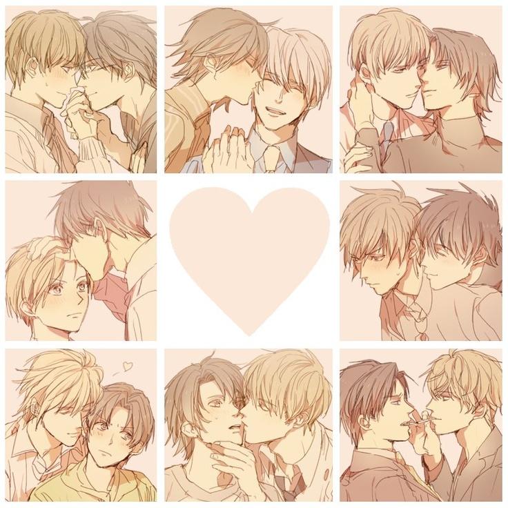 Anime yaoi pairings kanda x allen d gray man wattpad myideasbedroom