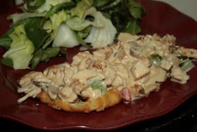 California Chicken | Healthy Foodie | Pinterest