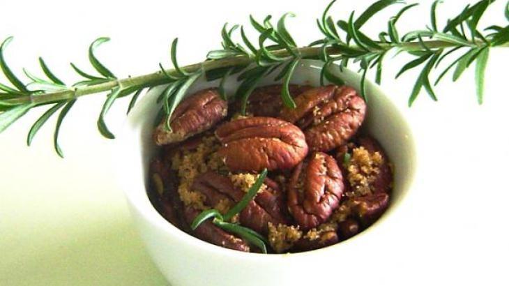 Spiced Pecans | Let Them Eat Cake | Pinterest