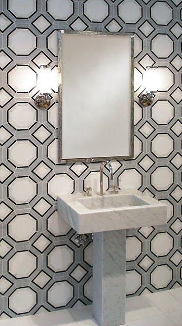 Brilliant  Bathroom On Pinterest  Mosaic Tiles Modern Bathrooms And Gramercy