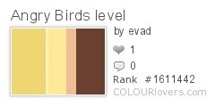 The Colors of Mobile Games mindboggles