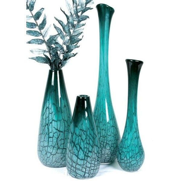Teal Teal Vase Everything Turquoise Pinterest