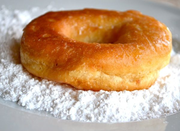 Pillsbury-Biscuit Donuts We make these sometimes when we are broke and ...