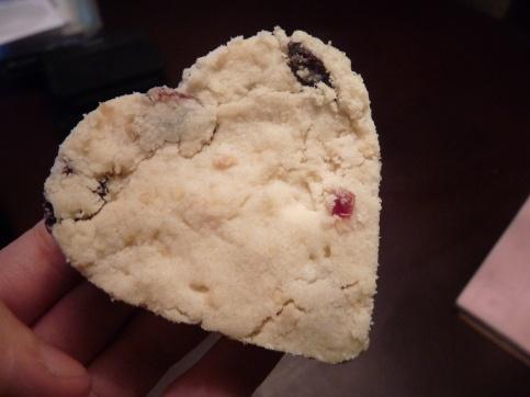 Shortbread Hearts | Baking | Pinterest