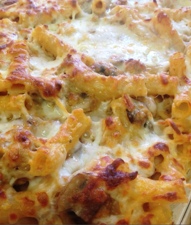 Italian Mac and Cheese | Food - All Kinds | Pinterest