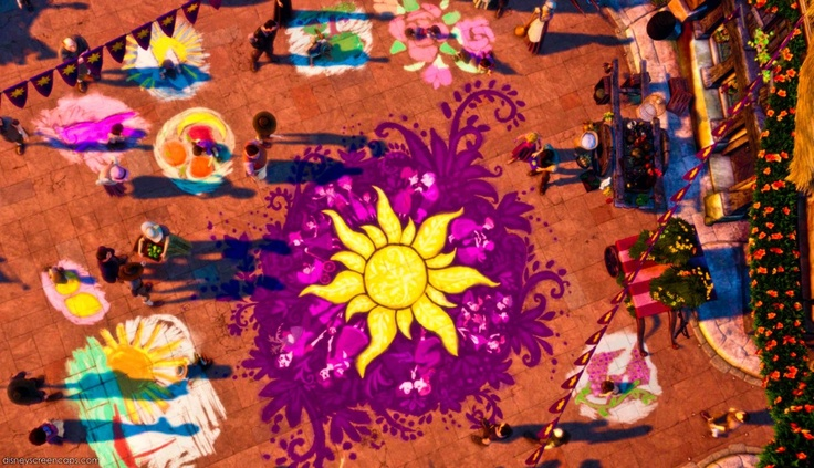 Disney tangled rapunzel sun disney pinterest