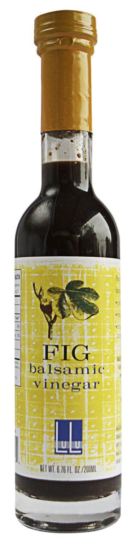 Fig Balsamic Vinegar 6.7oz: Amazon.com: Grocery & Gourmet Food