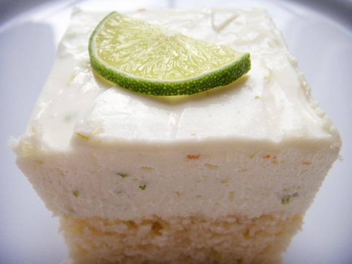 margarita cheesecake bars | food | Pinterest