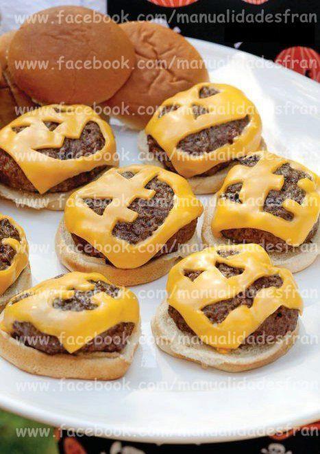 hamburguesa halloween whopper