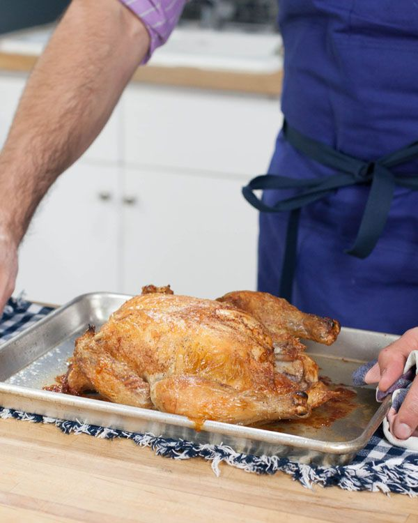 Video: Here's How to Make a Perfect Roast Chicken | Blue Apron Blog