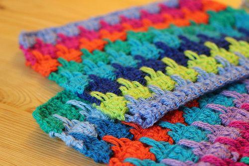 Crochet Stitches Larksfoot : larksfoot stitch - Google Search