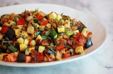 Grilled Ratatouille Salad Recipes