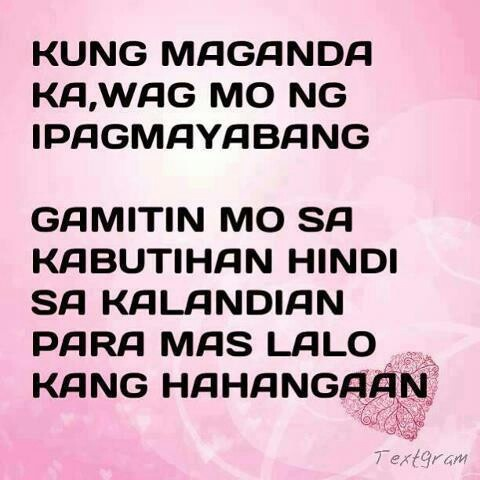quotes tagalog about valentines