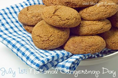 ... including a Depression Era Recipe for Bacon Fat Ginger Snap cookie