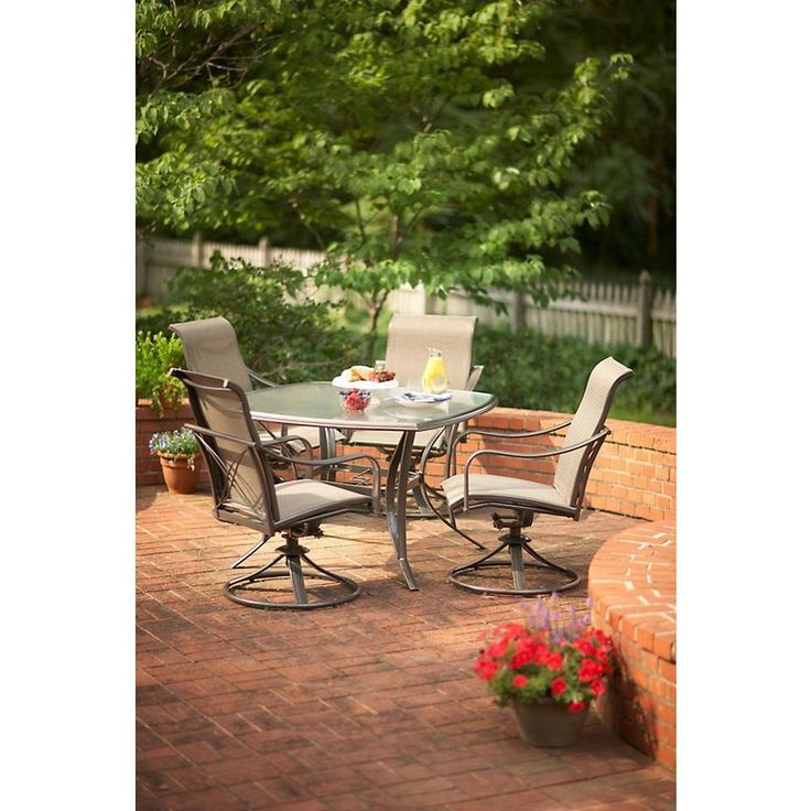 Martha Stewart Living Dining Furniture Grand Bank 5 Piece
