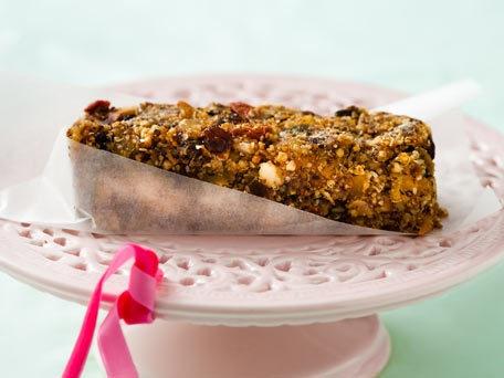Quinoa and Fruit Power Bars | Recipe