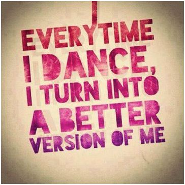 Every Time I dance I Turn Into A Better Version Of Me!  Get some new dance attire or take some dance lessons at Loretta's in Keego Harbor, MI!  If you'd like more information just give us a call at (248) 738-9496 or visit our website www.lorettasdanceboutique.com!