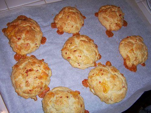 Jalapeno Cheddar Scone Recipe PIC #2 | Food | Pinterest