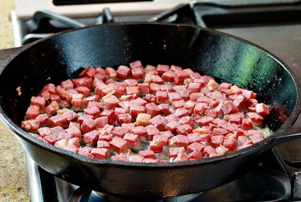 Corned Beef Hash Recipe with Horseradish Cream Sauce | Recipe