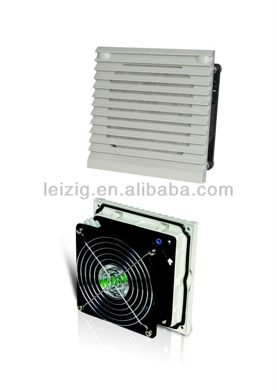 Electrical cabinet filters