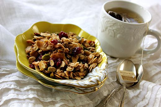 Eleven Madison Park Granola | She's Cookin' | from the heart...perhap...