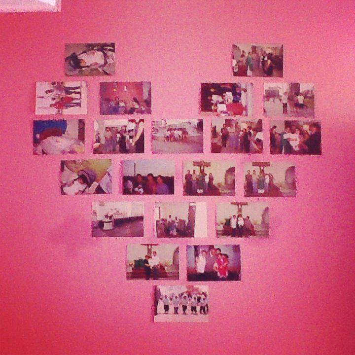 Como decorar tu cuarto con fotos lugares para visitar - Como decorar una buhardilla ...