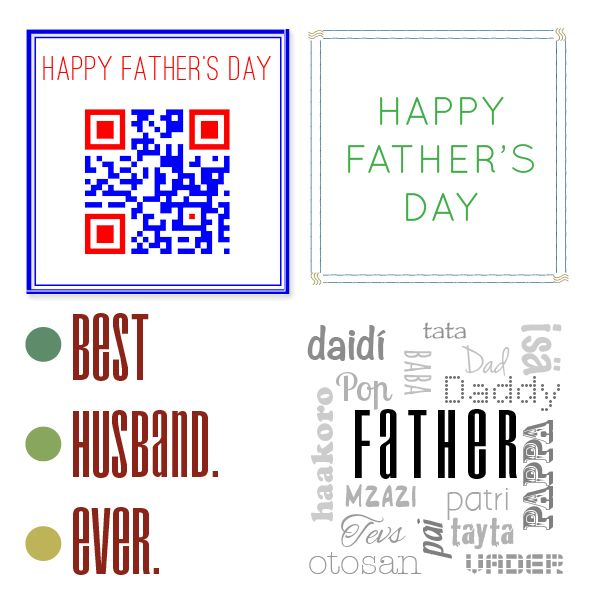 free father's day cards for sons