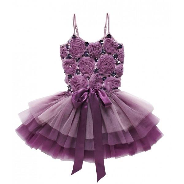 Sugar plum fairy tutu violet mini creations pinterest