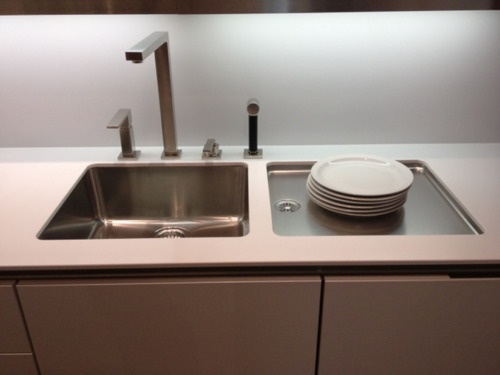 ... Systems, The Perfect Kitchen Sink Combo Kubus sink & drainboard