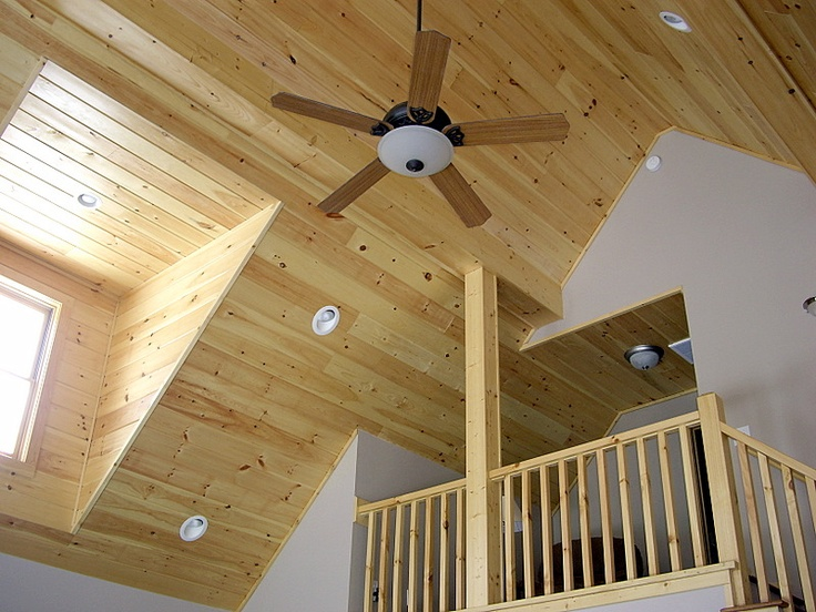 Tongue And Groove Ceiling House Ideas Pinterest