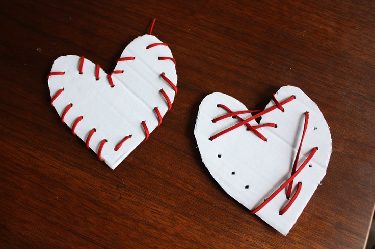 quick valentine's day projects