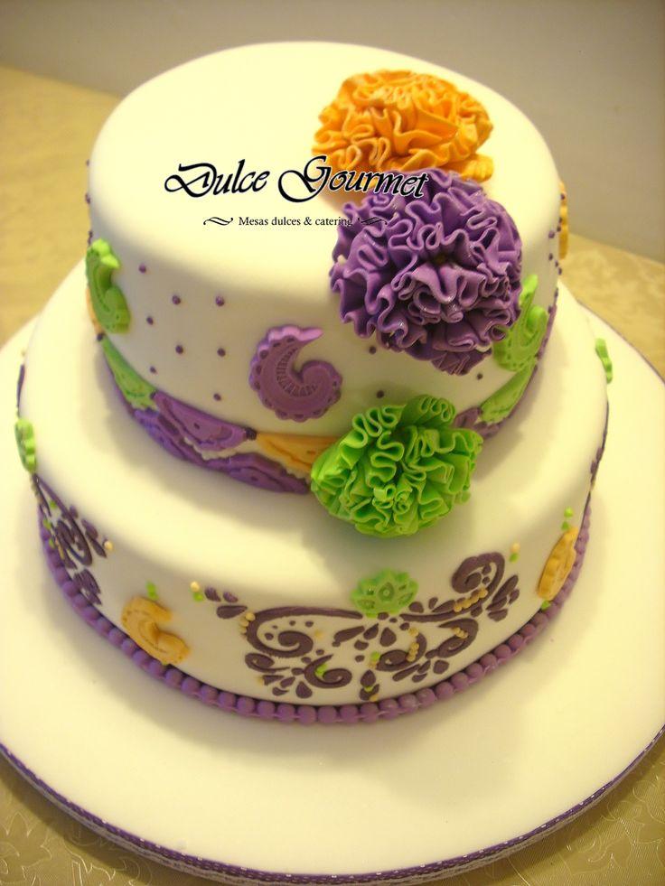 15th birthday cake ideas
