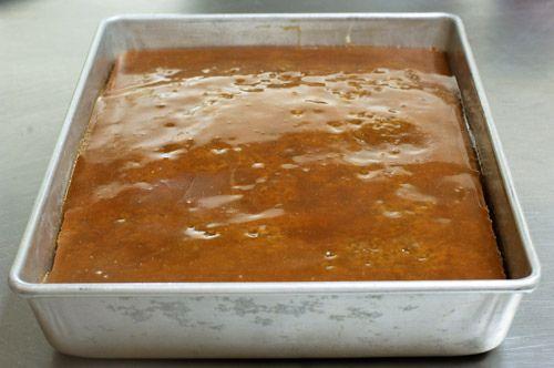 Grandma Iny's Prune Cake | Recipe