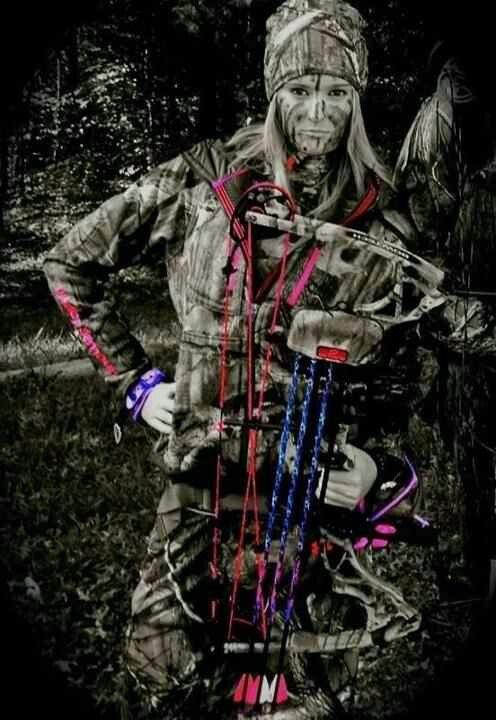 Women Bow Hunters!! | camo