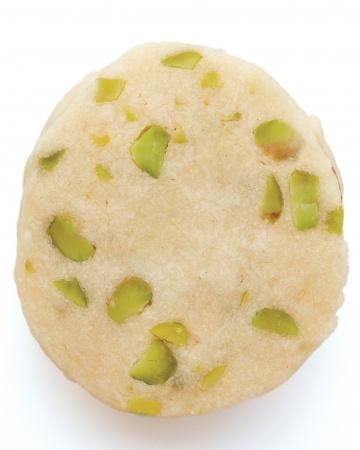 Pistachio-Shortbread Sandwich Cookies | Sweet Tooth | Pinterest