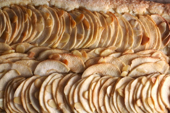 Free Form Apple Tart posted to Recipes from the Kitchn