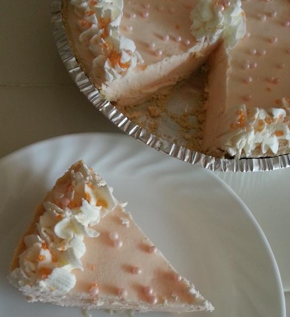 Creamsicle Pie Recipe — Dishmaps