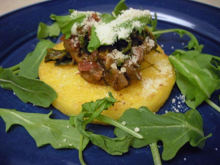 ... thyme grilled polenta cakes two peas their pod grilled polenta cakes